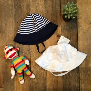 Other - Set of 2 infant sun hats